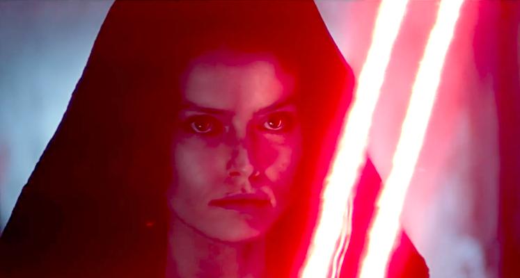 """Mroczna Rey na nowej grafice koncepcyjnej ze """"Skywalker. Odrodzenie"""""""