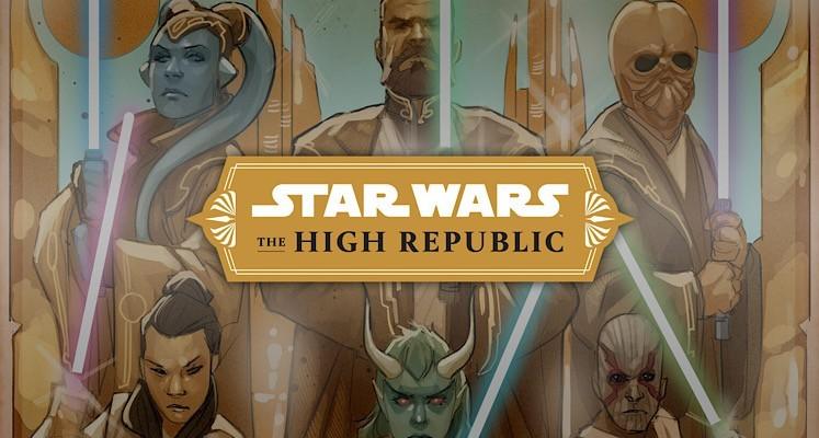 """""""Star Wars: The High Republic"""" z opóźnieniami! Kiedy poznamy nowe opowieści Lucasfilmu?"""