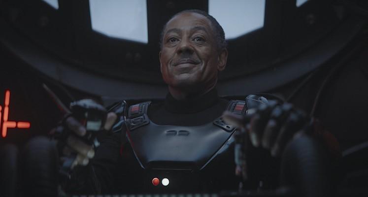 """Inspiracją dla postaci Moffa Gideona był inny kultowy antybohater """"Gwiezdnych Wojen"""""""