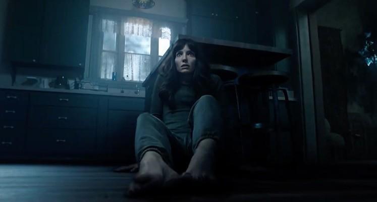 """Annabelle Wallis w przerażającym fragmencie dreszczowca """"Wcielenie"""""""