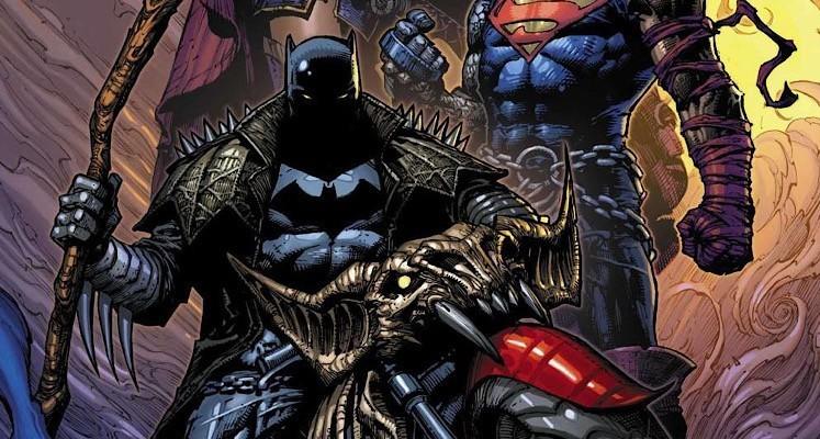 """""""Dark Nights: Death Metal"""" – komiksowy event Snydera dostanie własny soundtrack. Nowy zwiastun"""