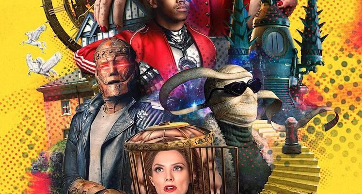 """Bohaterowie """"Doom Patrol"""" na nowych plakatach 3. sezonu serialu HBO"""
