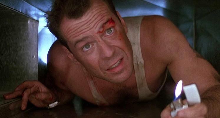 """Bruce Willis powróci jako John McClane w finałowej """"Szklanej pułapce""""?"""