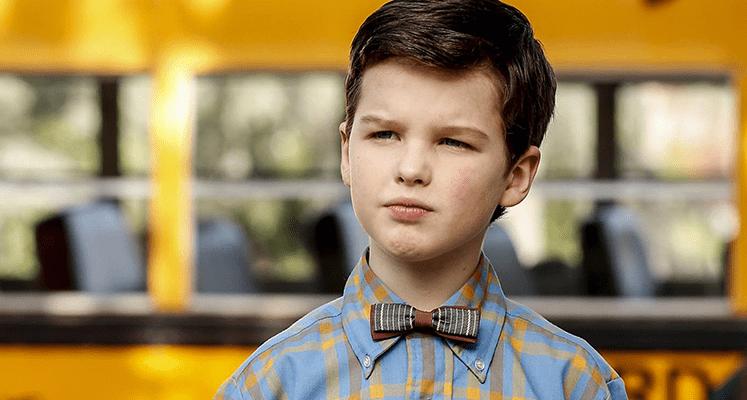"""""""Młody Sheldon"""" przedłużony na kolejne trzy sezony"""