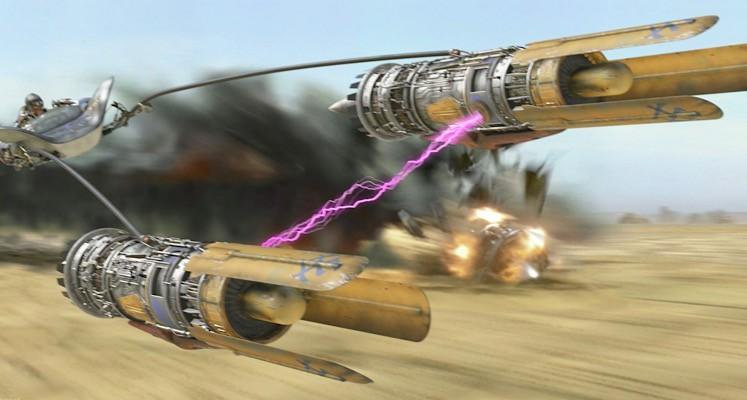 """""""Star Wars Episode I: Racer"""" doczeka się wersji na Nintendo Switch i PS4!"""
