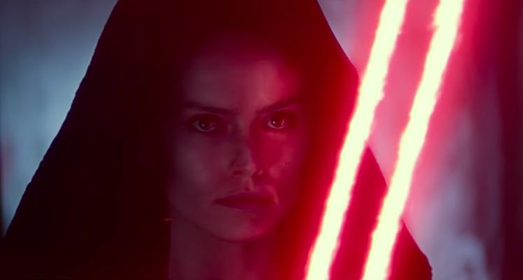 """Rey na tronie Sithów na nowym zdjęciu z planu """"Skywalker. Odrodzenie"""""""