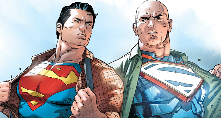 Superman Action Comics tom 3: Ludzie ze stali - recenzja komiksu