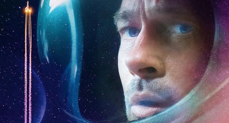 """""""Ad Astra"""" – recenzja filmu i wydania Blu-ray [opakowanie Elite]"""