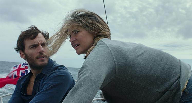 Adrift - zwiastun nowego filmu z Shailene Woodley