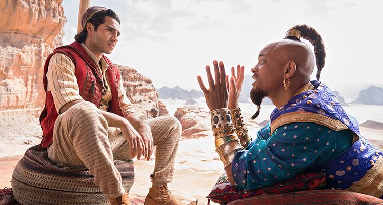 Aktorski Aladyn to kolejny nieudany projekt Disneya? Znamy oceny krytyków