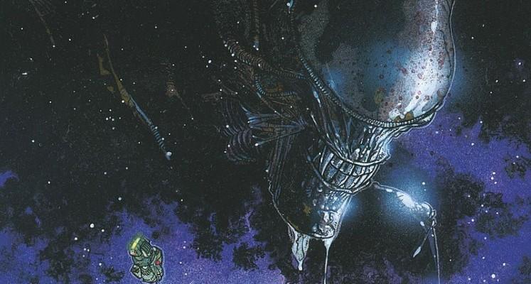 """""""Aliens: Labirynt"""" – recenzja komiksu"""