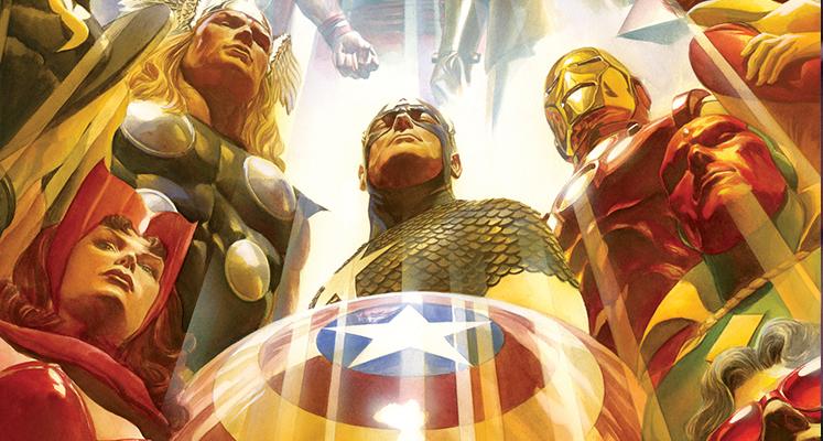 Spider-Man, Daredevil i inni bohaterowie Marvela na rysunkach legendarnego Alexa Rossa