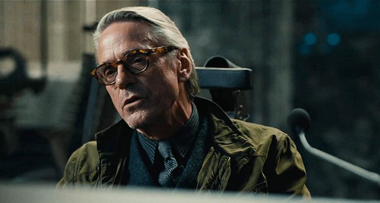 Kogo Jeremy Irons zagra w serialu Watchmen? Nowa teoria