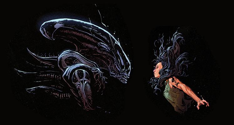 "William Gibson ""Alien 3"" – recenzja komiksu"