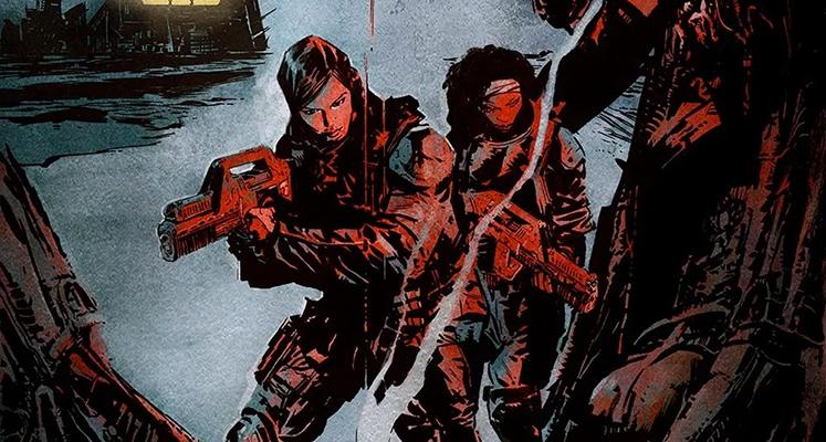 """""""Aliens: Opór"""" – recenzja komiksu"""