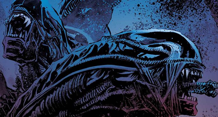 """""""Aliens: Z prochu w proch"""" – recenzja komiksu"""