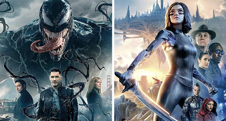 Filmowe premiery tygodnia: Venom, Alita, Paradoks Cloverfield, Prodigy i inne