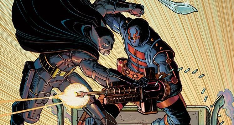 All-Star Batman tom 1: Mój największy wróg  - prezentacja komiksu