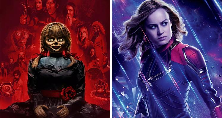 """Filmowe premiery tygodnia 08.07-14.07: """"Annabelle 3"""", """"Alita"""", """"Shazam!"""" i inne"""