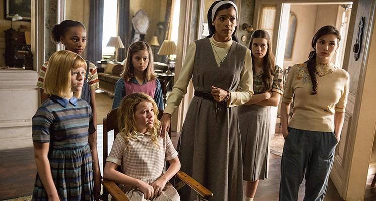 Annabelle: Narodziny zła - recenzja filmu i wydania Blu-ray [opakowanie Elite]