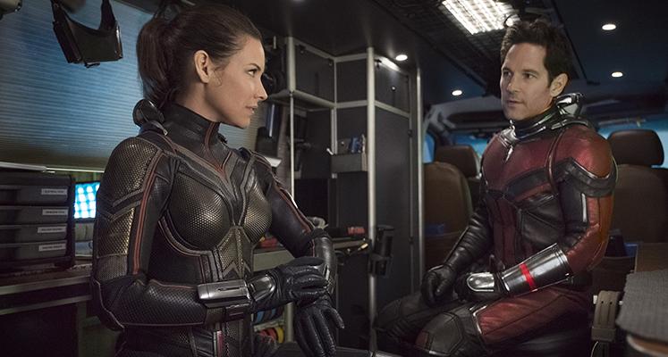 Ant-Man i Osa na nowym plakacie i w kolejnym spocie