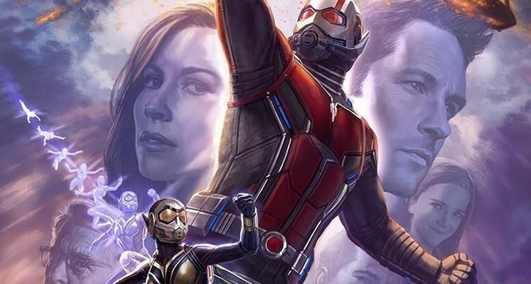 Ant-Man i Osa na nowym plakacie od IMAX