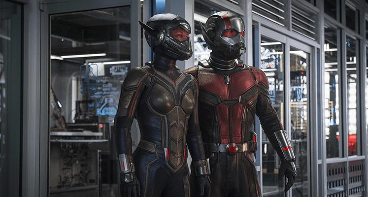 Ant-Man i Osa - recenzja filmu i wydania Blu-ray [opakowanie plastikowe]