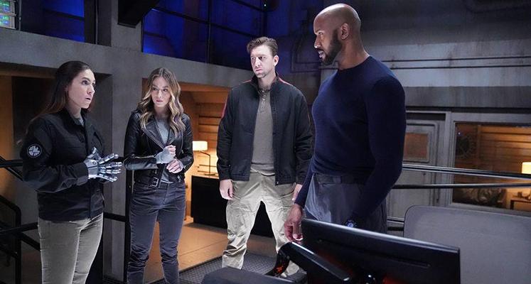 """Zwiastun i zdjęcia z dziesiątego odcinka 6. sezonu """"Agentów T.A.R.C.Z.Y."""""""
