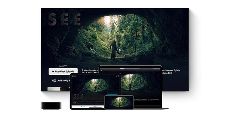 Apple TV+ z mało przyciągającą ofertą na start. Jak wypada jakość serwisu na polskim rynku?