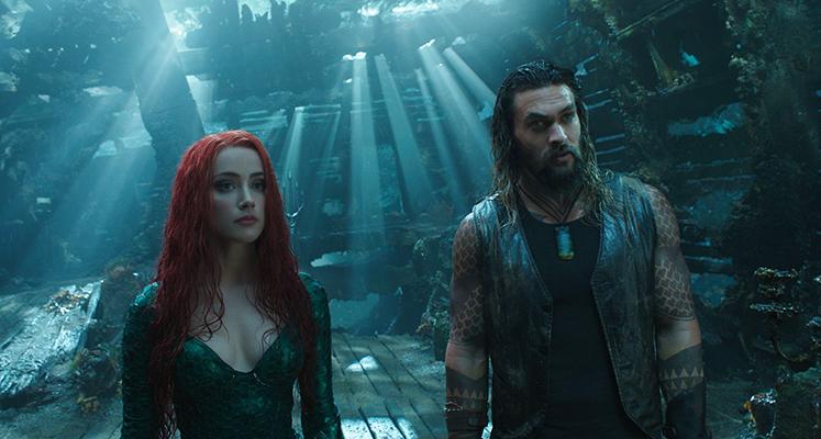 Aquaman - recenzja filmu i wydania Blu-ray [opakowanie Elite]