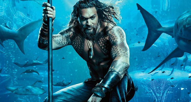 Aquaman ma nowy strój. Jason Momoa pokazuje pierwsze zdjęcie z filmu