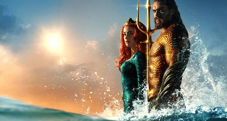 Aquaman na Blu-ray 3D i 4K UHD w kwietniu - znamy szczegóły polskich wydań