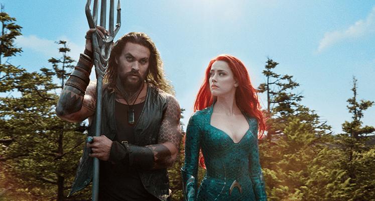 Aquaman kontra Orm - nowy klip i plakat widowiska DC