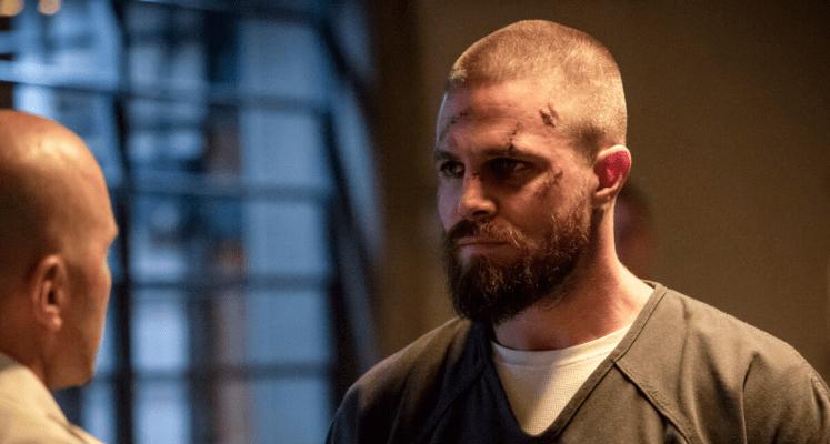 Arrow - fragment i zdjęcia z piątego odcinka 7. sezonu