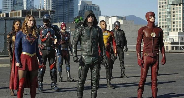 Arrowverse - zobacz teaser crossoveru Arrow, Supergirl i Flash