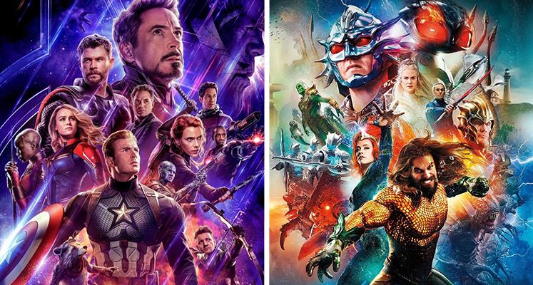 Filmowe premiery tygodnia: Avengers: Koniec gry, Aquaman i inne