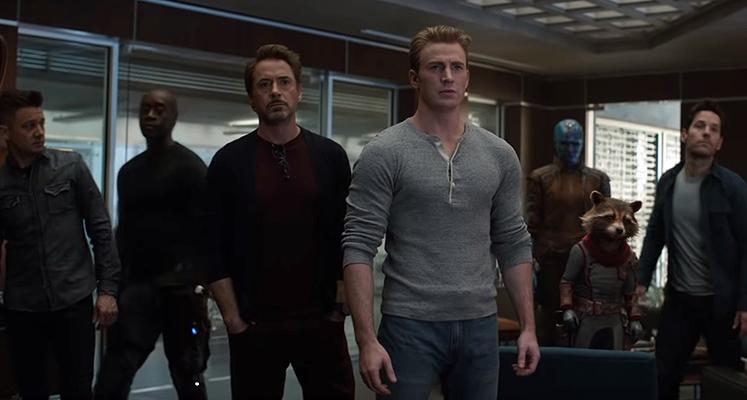 Avengers: Koniec gry - dwa nowe plakaty od Matta Fergusona