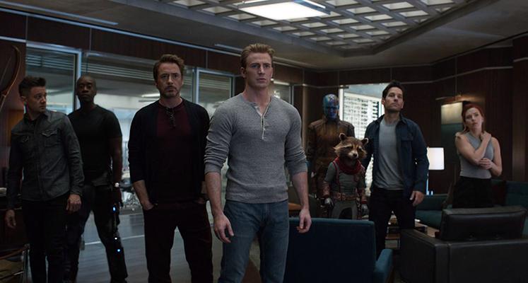 """""""Avengers: Koniec gry"""" na Blu-ray i DVD – przegląd ofert i specyfikacja"""