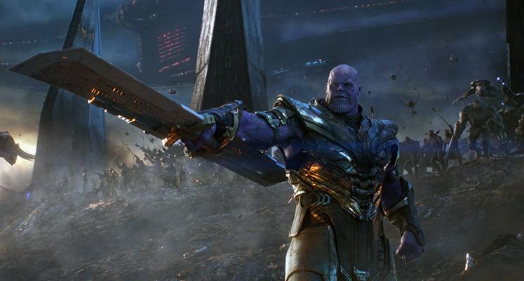 Thanos, Nebula i inni na nowych zdjęciach w wysokiej rozdzielczości z Avengers 4