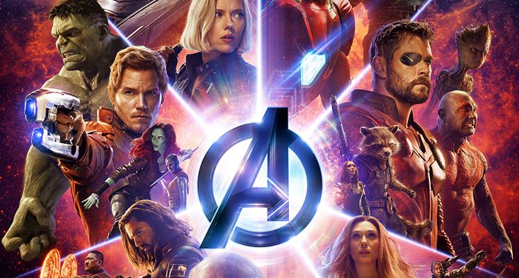 Avengers: Wojna bez granic - recenzja filmu