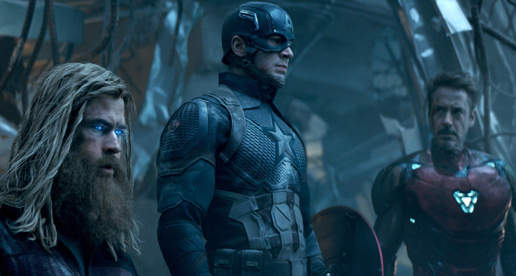 """""""Avengers: Koniec gry"""" rządzi na rynku wydań fizycznych – świetna sprzedaż na 4K UHD"""