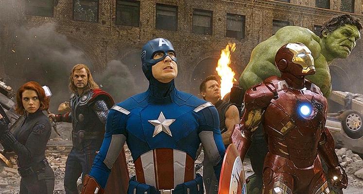"""Box Office – """"Zwierzogród"""" i """"Avengers"""" rządzą w kinach"""