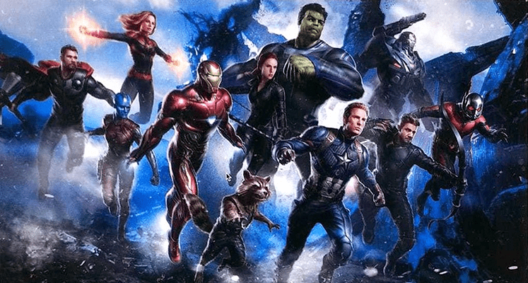 Avengersi założą zbroje? Nowe grafiki promocyjne potwierdzają jedną z teorii?