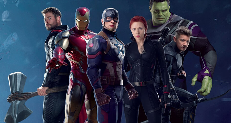 Avengers: Endgame - nowe zbroje bohaterów na kolejnych grafikach