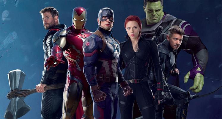 Wściekły Thanos i szóstka Avengers na nowych okładkach EMPIRE