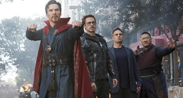 Avengers: Wojna bez granic - recenzja filmu i wydania Blu-ray [3D+2D, opakowanie plastikowe]