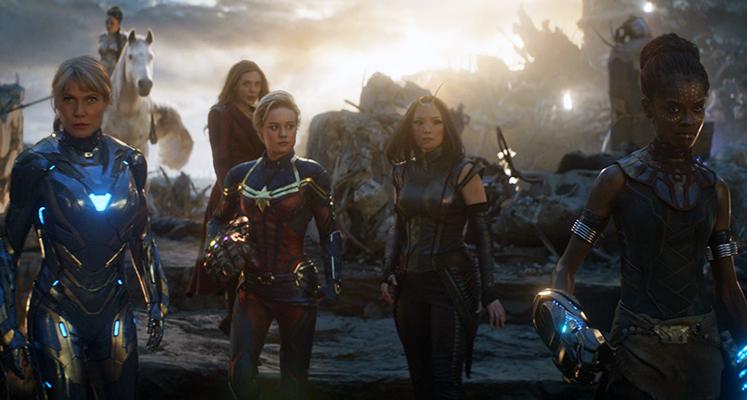 """""""Avengers: Koniec gry"""" – bohaterki filmu w nowym klipie"""