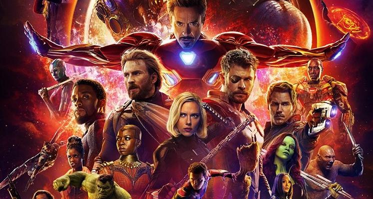 Avengers: Wojna bez granic - bohaterowie na nowych okładkach EMPIRE