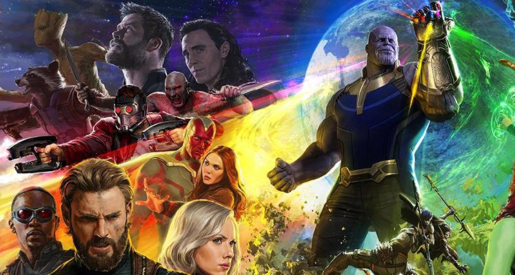 Avengers: Wojna bez granic - mamy zwiastun i okładkę wydania 4K UHD