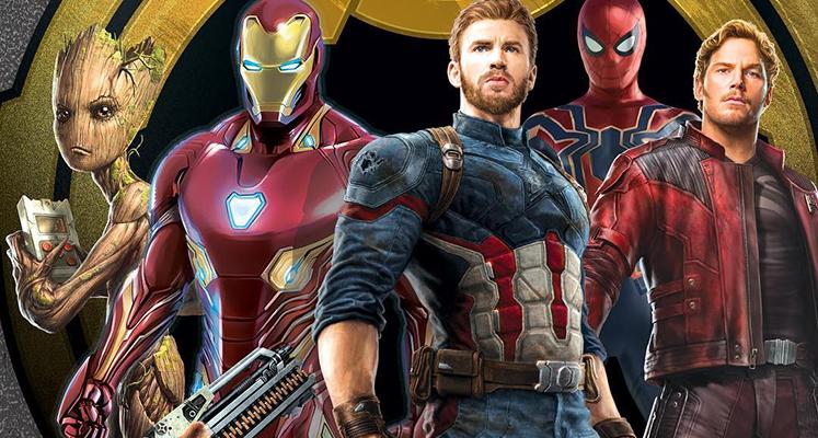 Avengers: Infinity War - bohaterowie na nowej grafice